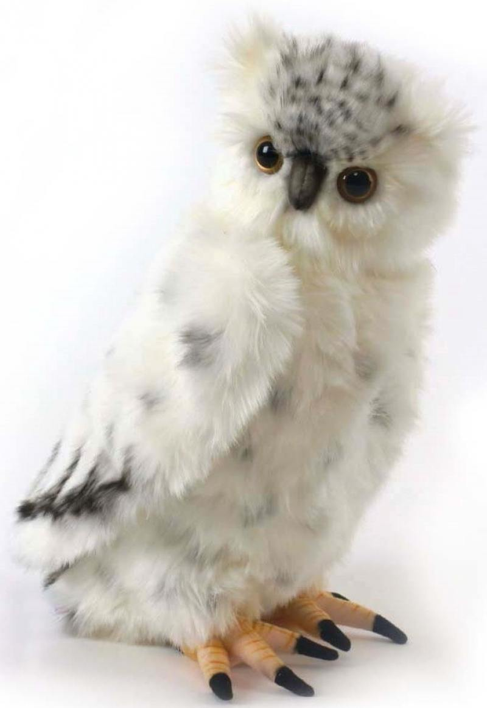 Мягкая игрушка Hansa Полярная сова, 33 см 3836 мягкие игрушки hansa полярная сова 33 см