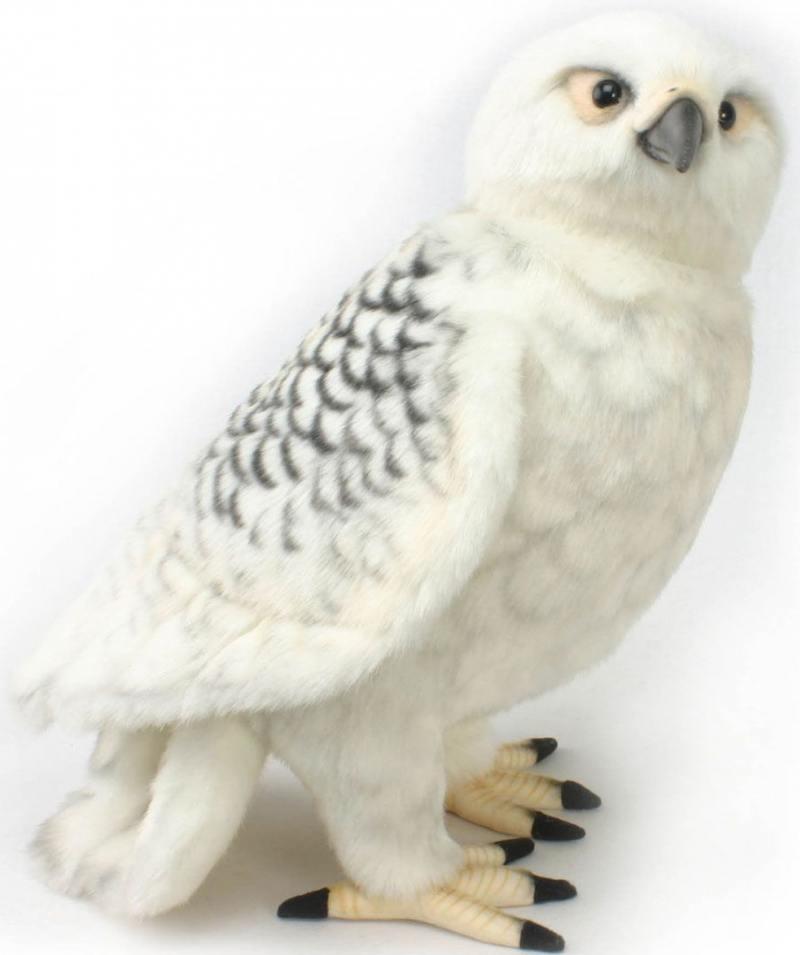 Мягкая игрушка Hansa Сокол белый, 35 см. 4708С мягкая игрушка hansa филин 35 см 3678
