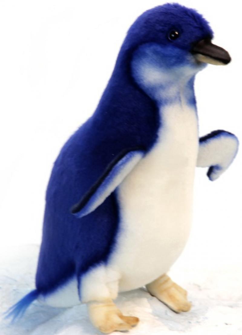 Мягкая игрушка Hansa Малый пингвин, 20 см 6103 малышарики мягкая игрушка собака бассет хаунд 23 см
