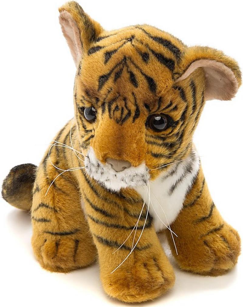 Мягкая игрушка Hansa Тигренок, 18 см 3421 hansa мягкая игрушка тигренок