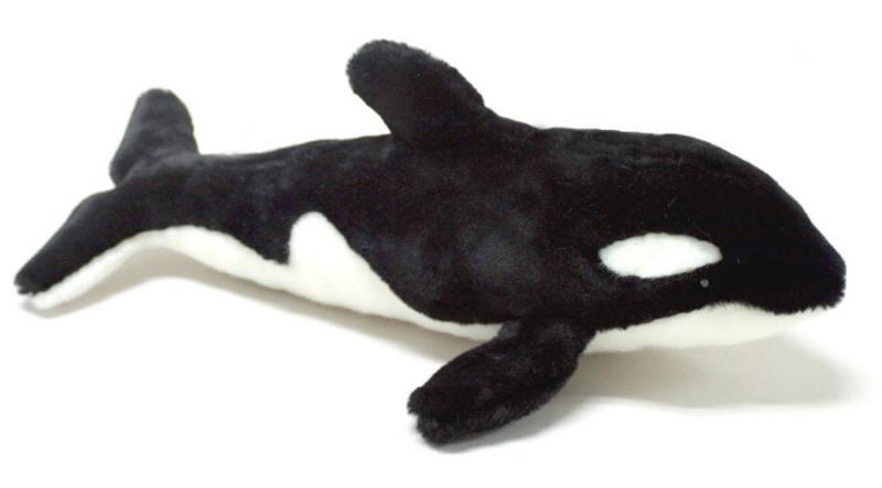 Мягкая игрушка Hansa Касатка, 40 см 5032 мягкие игрушки hansa касатка 40 см