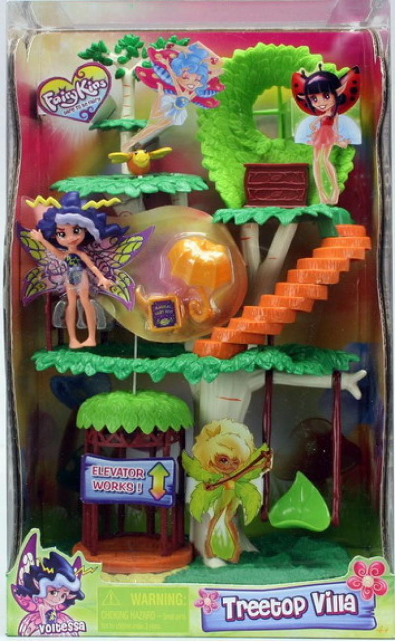 Набор BRIX`N CLIX Фея Вольтесса и Домик-дерево 84210 игрушка вольтесса фея лесной чащи 84201 4