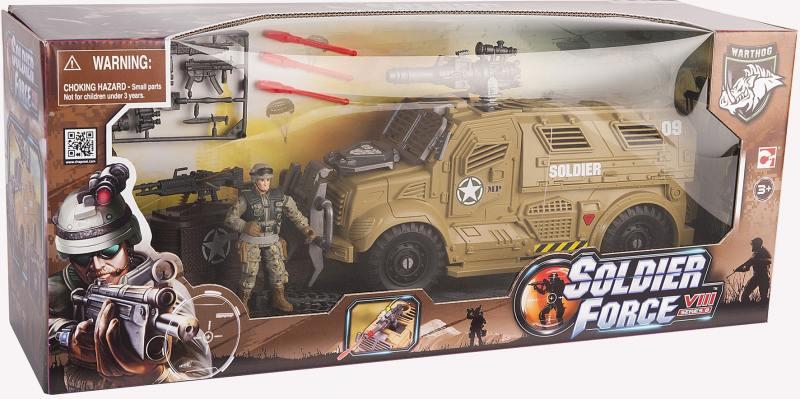 Набор Chap Mei Бронемобиль пехоты (1 фигура, стреляет) 521005