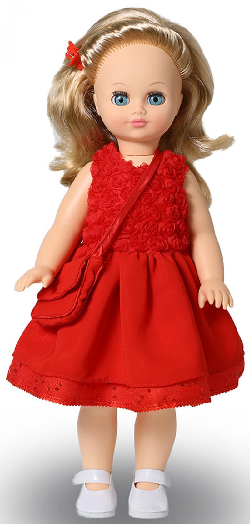 Кукла ВЕСНА Лиза 6 (озвученная) В2959/о кукла лиза весна 23 озвученная в135 о