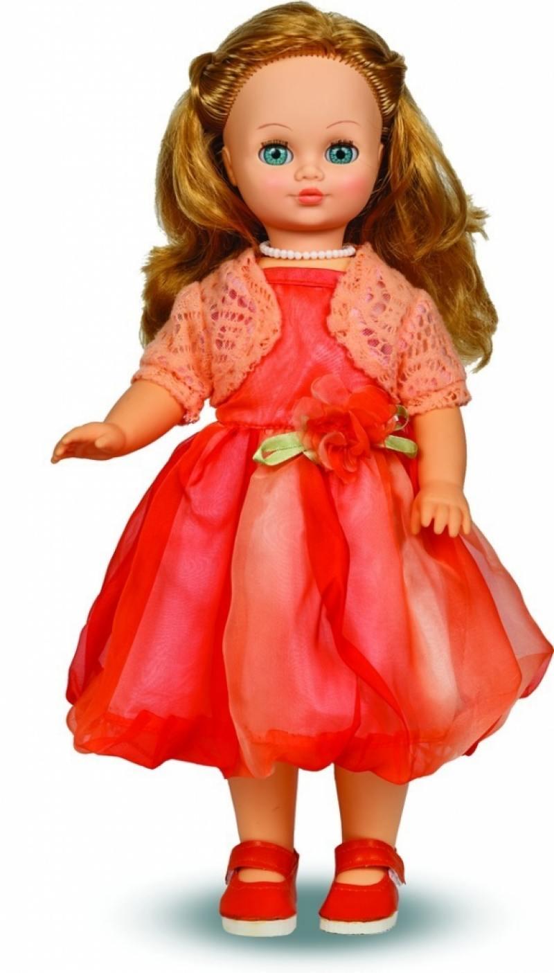 Кукла ВЕСНА Лиза 19 (озвученная) В2240/о кукла лиза весна 23 озвученная в135 о