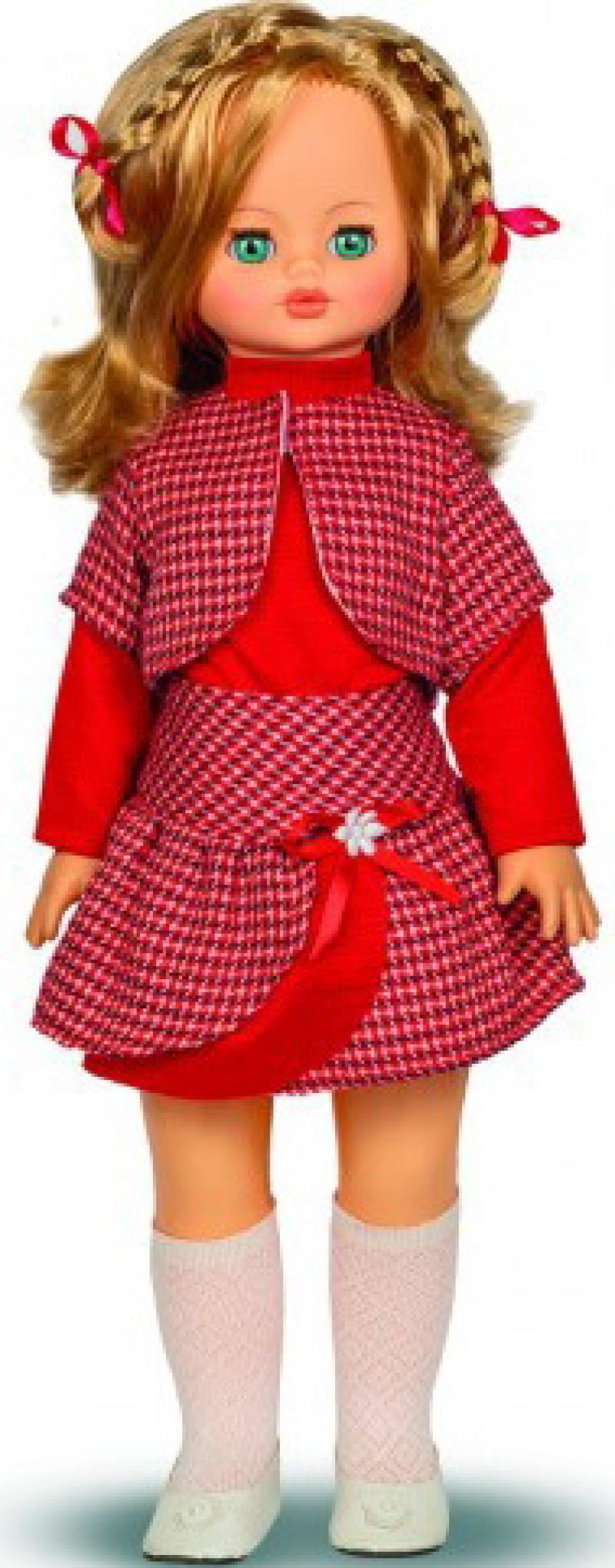 Кукла ВЕСНА Эльвира 2 (озвученная) В569/0 весна весна кукла интерактивная инна 3 озвученная