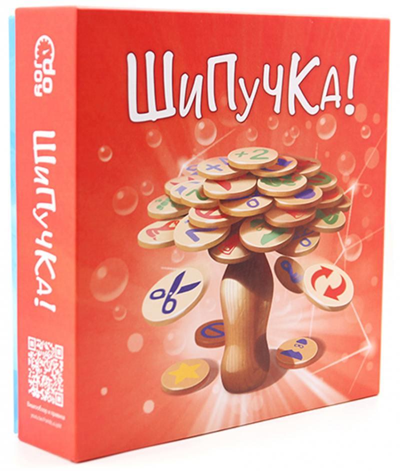 Настольная игра для вечеринки Dojoy Шипучка! DJ-BG05