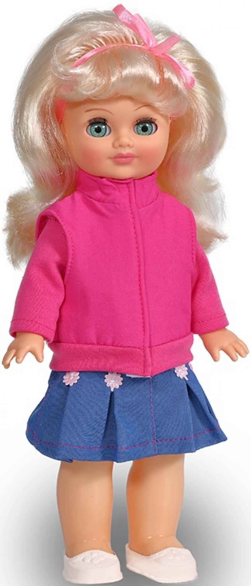 Кукла ВЕСНА Элла 6 звук кукла yako m6579 6