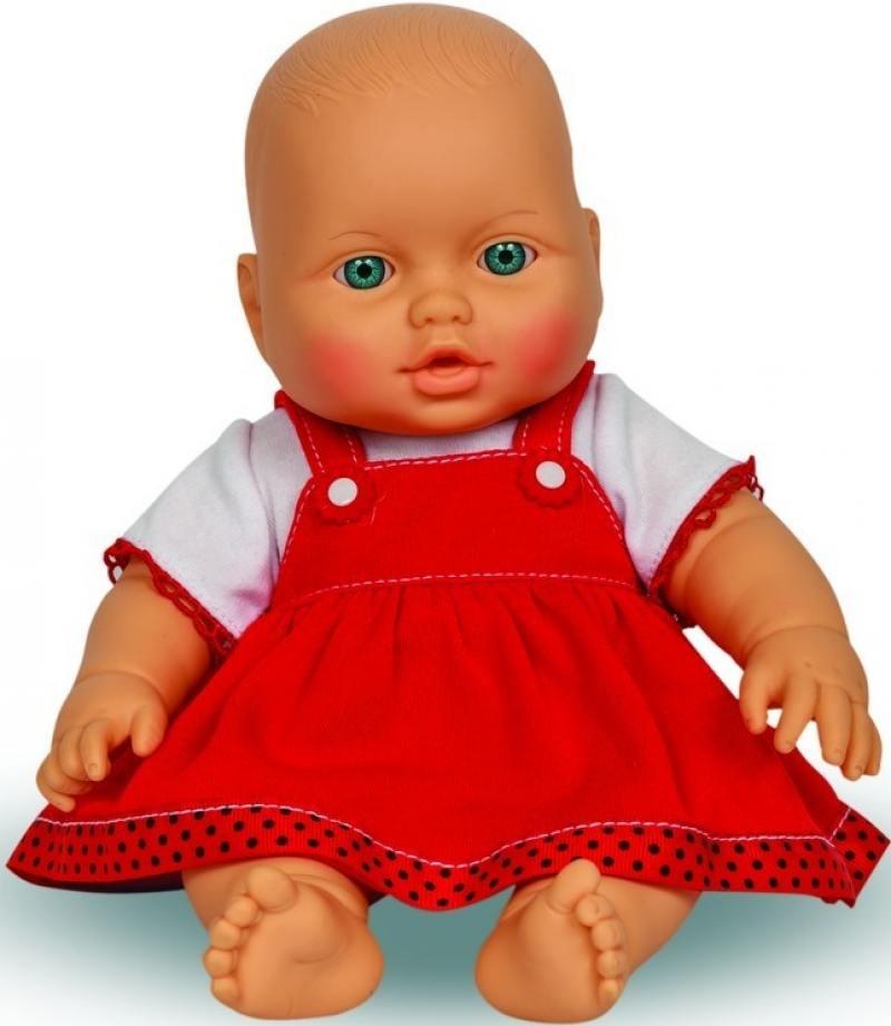 Кукла ВЕСНА Малышка 7 девочка В2189 кукла весна малышка 11 девочка 30 см в2193