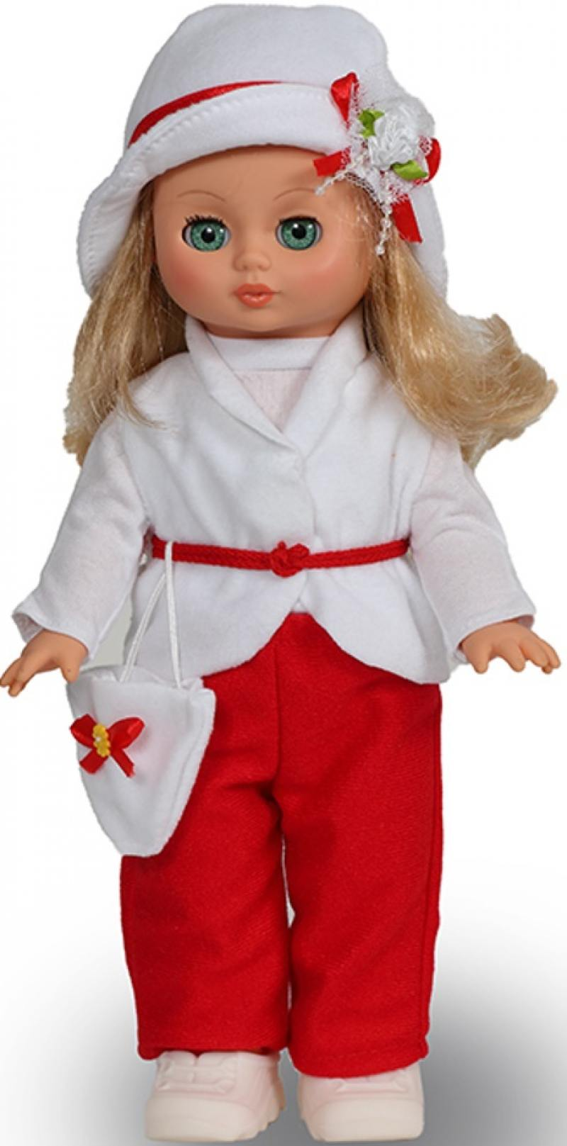 Кукла ВЕСНА Жанна 6 (озвученная) В324/о весна весна кукла жанна 9 озвученная 34 см
