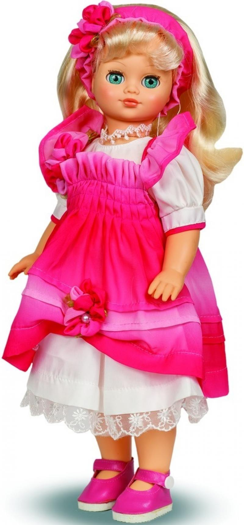Кукла ВЕСНА Лиза 15 (озвученная) весна кукла весна лиза 4 озвученная 42 см