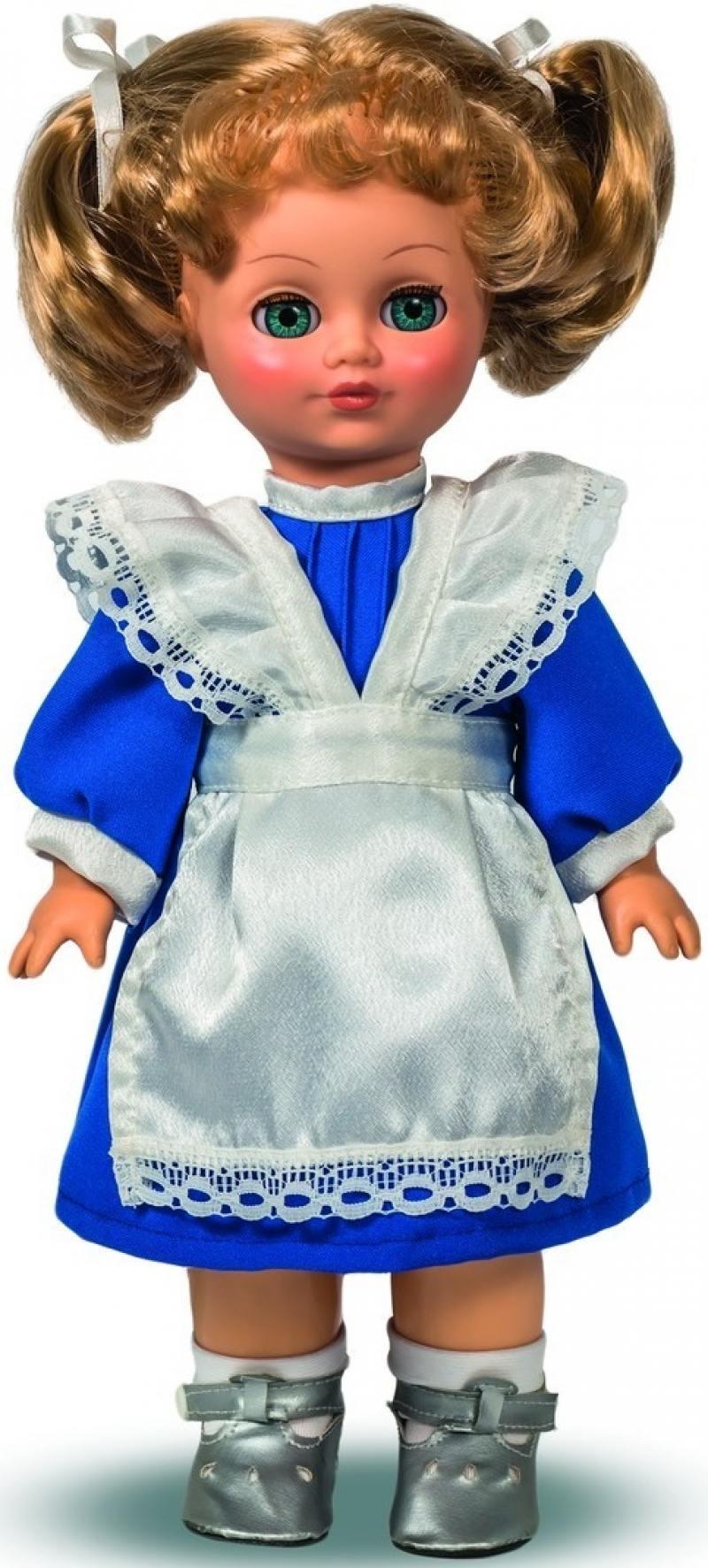 Кукла ВЕСНА Олеся 2 со звук,нов.упак , 35 см. В270/о весна кукла олеся 5 со звуковым устройством 35 см