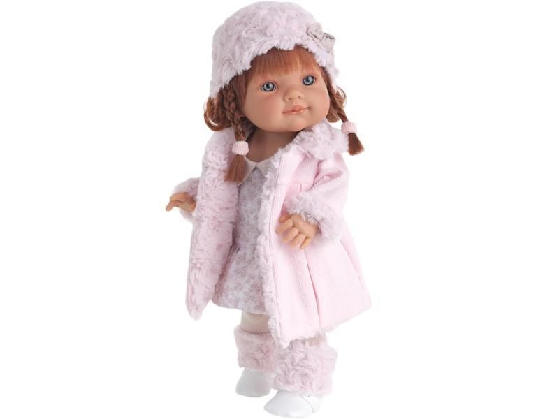 Кукла Munecas Antonio Juan Фермина в розовом 38 см 2249P munecas antonio juan кукла эвита в розовом 38 см munecas antonio juan