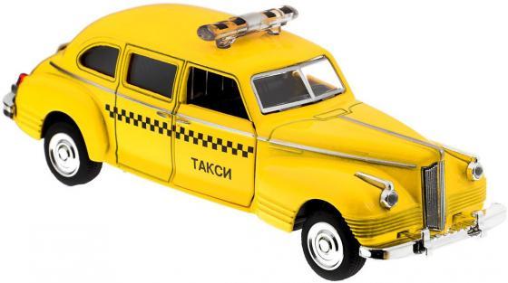 Интерактивная игрушка Play Smart ЗИС-110 - Такси от 3 лет жёлтый 1:43 P41143 интерактивная игрушка play smart двусторонняя доска подводный мир разноцветный