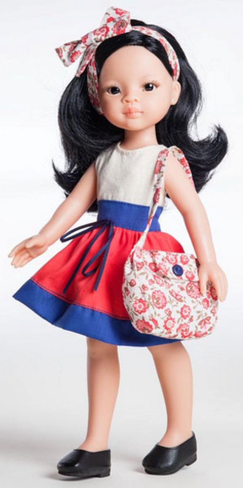 Кукла Paola Reina Лиу 32 см 04508 paola reina горди без одежды 34 см 34021