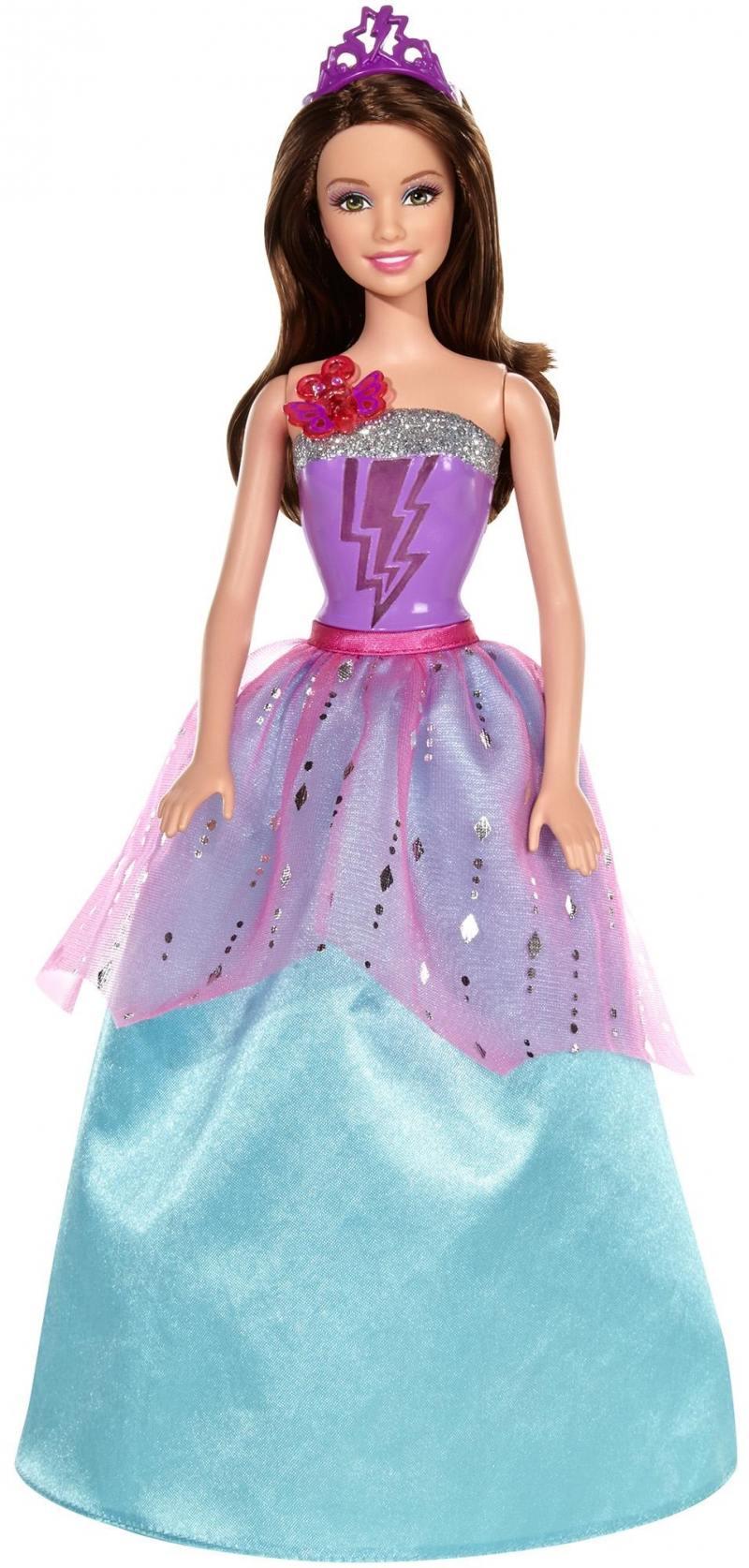 Игровой набор Barbie Супер-Принцесса Корин музыкальная CDY62 mattel виндсерф barbie