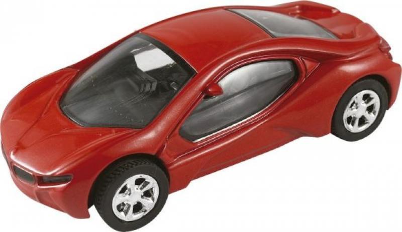 Автомобиль Autotime BAVARIA CONCEPT CAR 1:43 разноцветный в ассортименте автомобиль autotime nissan gt r 1 64 цвет в ассортименте 49944