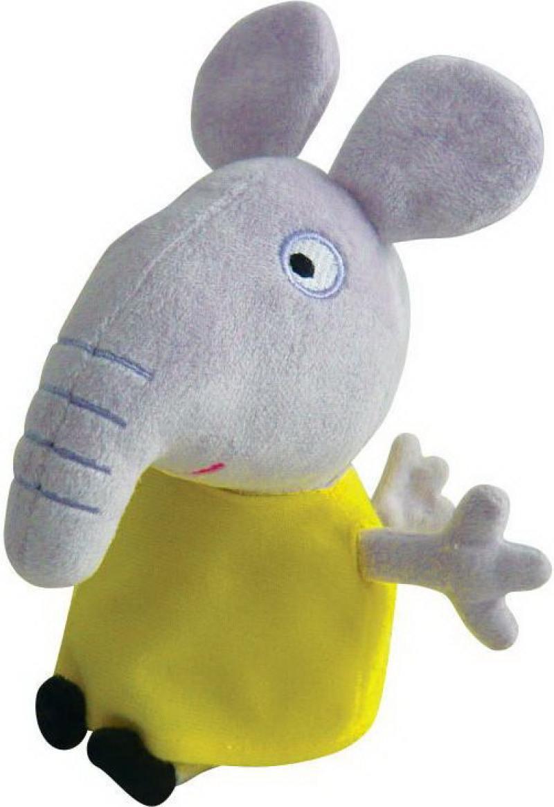 Мягкая игрушка слоненок Peppa Pig «Слоник Эмили», 20 см 25086 peppa pig транспорт 01565