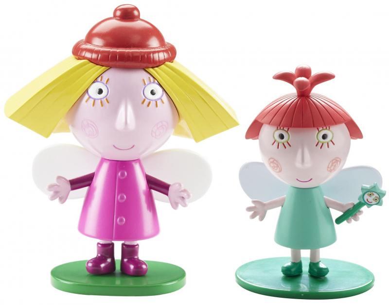 Игровой набор РОСМЭН из серии Ben&Holly с двумя фигурками: Холли и Стробери