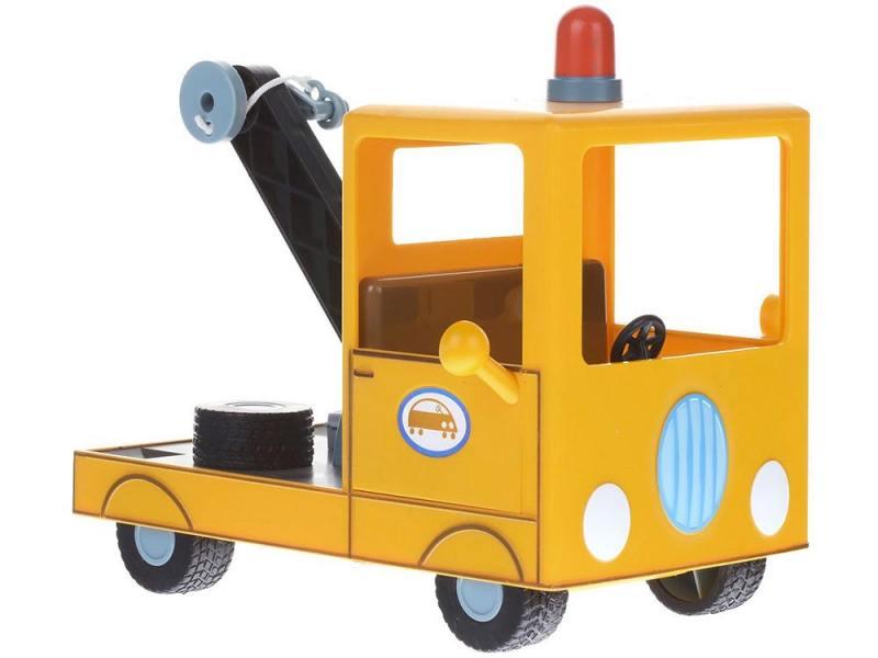 Игровой набор Peppa Pig Машина-погрузчик с фигурками 2 предмета 24069