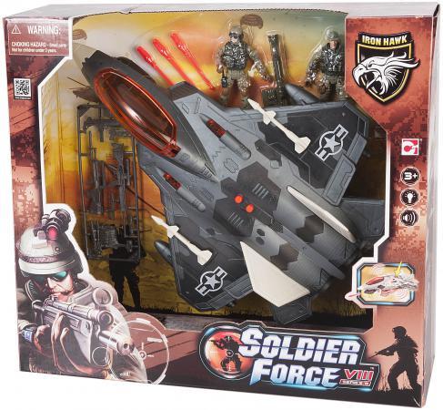 Купить Игровой набор CHAP MEI Фронтовой бомбардировщик (2 фигуры, звук, свет, стреляет) 521007, Игрушки