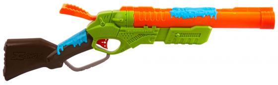 Бластер X-shot Атака Пауков (8 патронов +3 паука-мишени) 4802 игрушечное оружие zuru x shot ружье с мишенями атака пауков