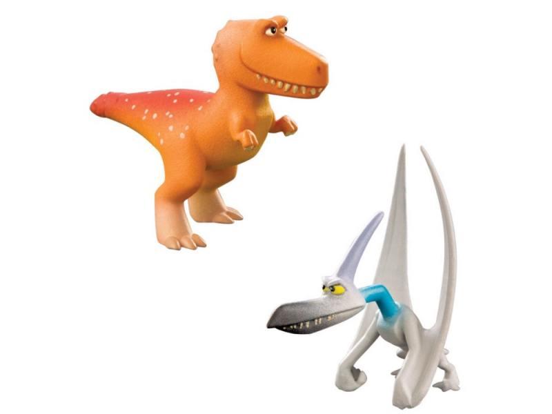 Набор фигурок Good Dinosaur Ремси и Птеродактиль 62304 набор фигурок good dinosaur анкилозавр раптор бутч ремси аконтофиопс птеродактиль 62309