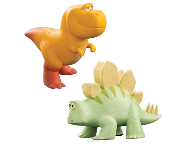 Набор фигурок Good Dinosaur Нэш и Стегозавр 62303 набор фигурок good dinosaur анкилозавр раптор бутч ремси аконтофиопс птеродактиль 62309