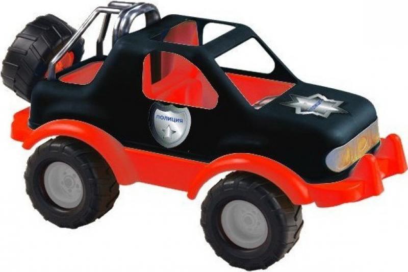 Купить Автомобиль zebratoys Джип черный 15-10392, Игрушки