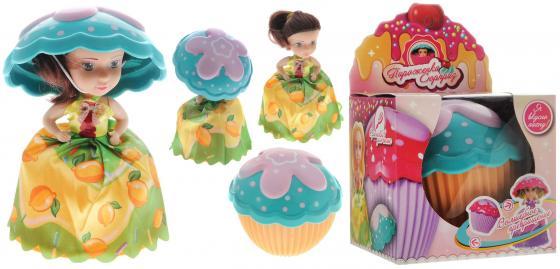 Купить Кукла 1Toy Пироженка-Сюрприз кукла-трансформ., 13 см, аромат., 6 видов, кор., Игрушки