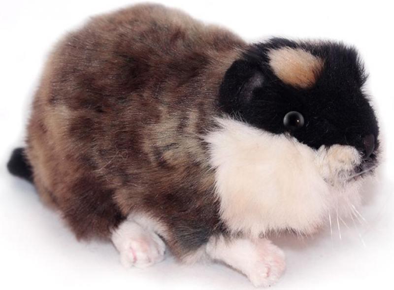 Норвежский лемминг, 16 см (морская свинка) мягкие игрушки hansa норвежский лемминг морская свинка 16 см