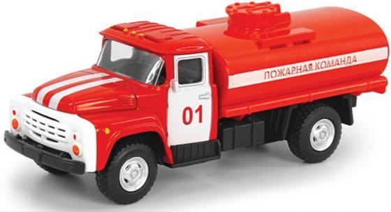 Интерактивная игрушка Play Smart ЗИЛ - Пожарная команда от 3 лет красный развивающая игрушка play smart каталка кит вертолет разноцветный