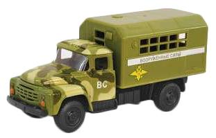 Интерактивная игрушка Play Smart грузовик(военный) от 3 лет хаки Р49220 интерактивная игрушка play smart двусторонняя доска подводный мир разноцветный