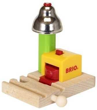 Мой первый сигнальный колокольчик Brio brio игрушка мой первый паровозик