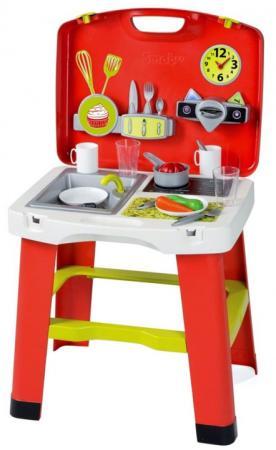 Купить Игровой набор Smoby Кухня в чемоданчике, 43х35х76, 5, 1/4 24171, Игрушки