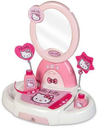 Туалетный столик Smoby Hello Kitty, настольная 46х27,5х43,5 см ., 1/3  24113 smoby горка xl