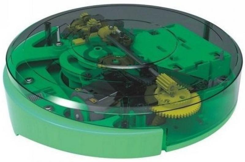 Игровой набор Kakadu Сделай Сам Эксперимент - Робот-пылесос ELEK-D036