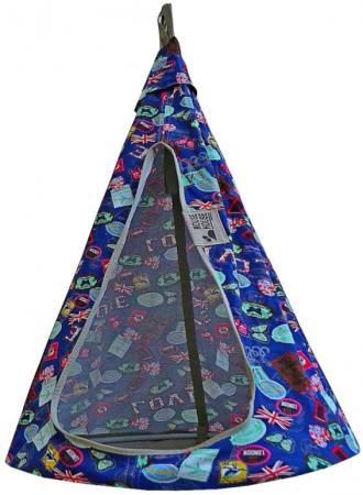 Гамак MOUSE HOUSE Бирки синие диаметр 80 см 80-15 гамак гамак гамак гамак гамак открытый гамак наружные подвески