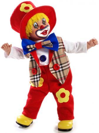 Кукла Arias Клоун 50 см, пакет (винил, текcтильные материалы) 8427614110093 кукла клоун arias 38см красный