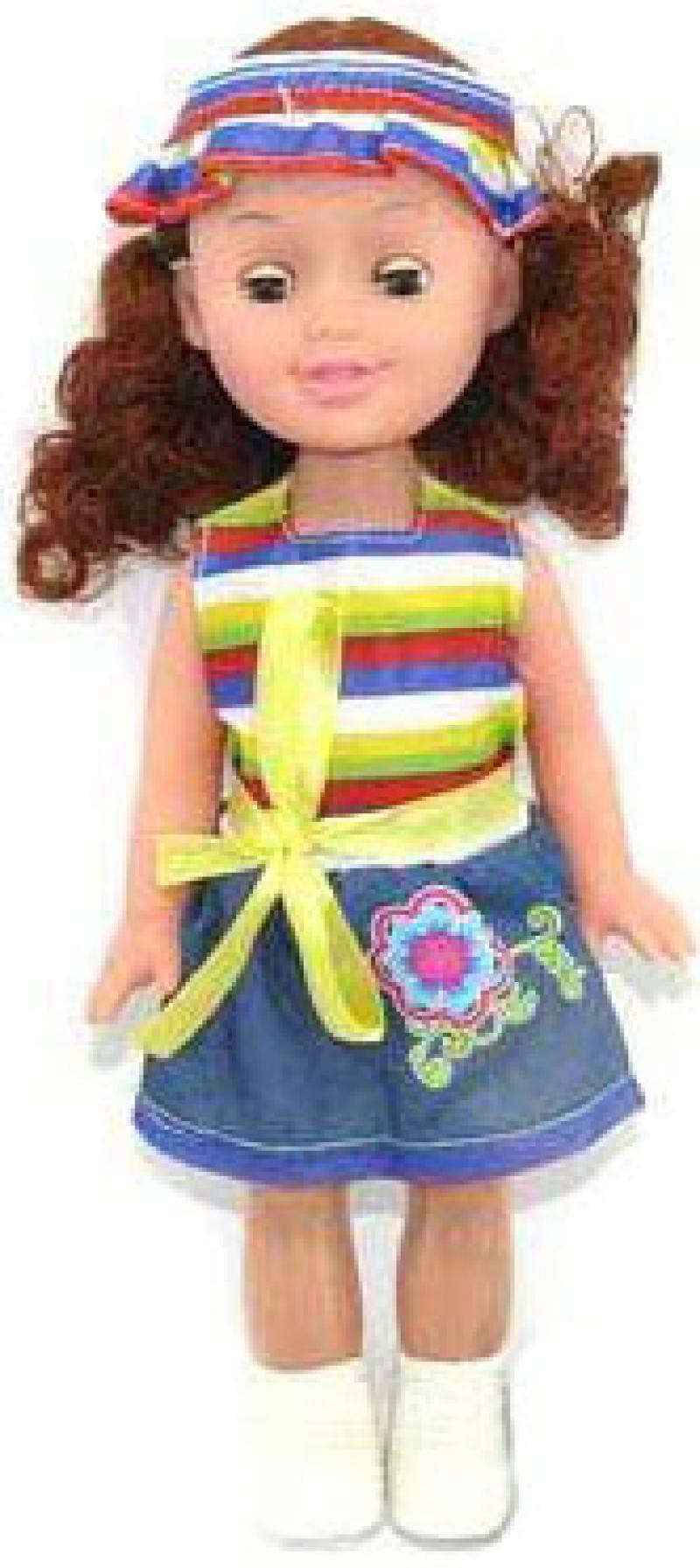 Кукла Shantou Gepai Amore baby 30 см XK003-EC shantou gepai кукла озвученная 30 см с коляской shantou gepai