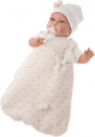 Кукла Munecas Antonio Juan Самбора в розовом, озвуч., 34 см 7032P кукла munecas antonio juan белла первое причастие блондинка 45 см 2801bl