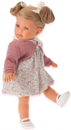 Кукла Munecas Antonio Juan Аделина блондинка, 55 см 1821P munecas antonio juan munecas antonio juan кукла аделина блондинка 55 см