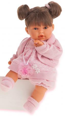 Кукла Munecas Antonio Juan Лана брюнетка плач., 27 см 1112Br кукла antonio juan марти pink 1781p