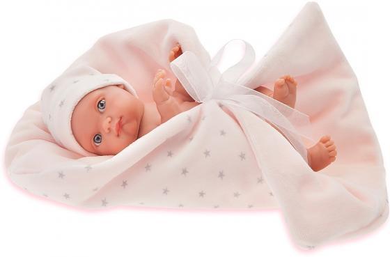 Кукла Munecas Antonio Juan Пепита в розовом, 21 см 3904P