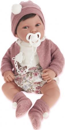 Кукла Munecas Antonio Juan Сэнди в белом, 40 см 3369W