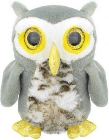 Мягкая игрушка Wild Planet Сова 28 см искусственный мех текстиль K8135 мягкая игрушка собака orange чихуа kiki малиновый блеск текстиль искусственный мех розовый коричневый 25 см ld010