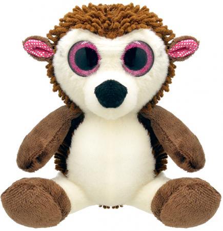 Мягкая игрушка Wild Planet Ежик 15 см коричневый текстиль K7854