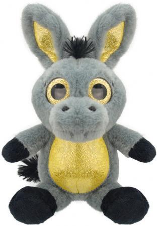 Мягкая игрушка осел Wild Planet Ослик K7848 23 см текстиль пластик малышарики мягкая игрушка собака бассет хаунд 23 см