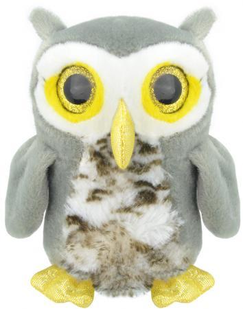 Мягкая игрушка сова Wild Planet Совенок K7842 15 см искусственный мех текстиль пластик утюг tefal power jeans 450
