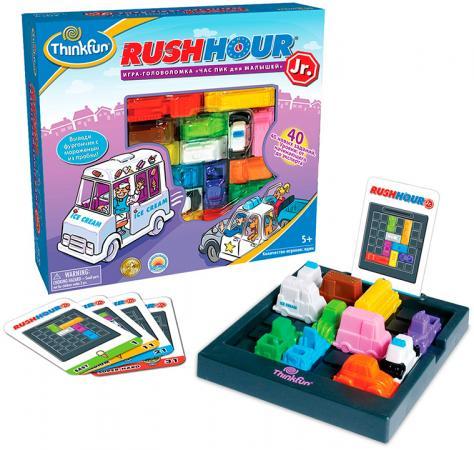 Игра-головоломка ThinkFun Час пик: для малышей 5041-RU головоломка bondibon антивирус мутация вв1888 sg 435 ru